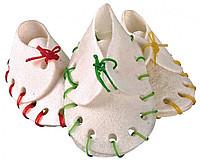 Trixie TX-31447 Denta Fun Dog Snack Chewing Shoes (10шт)-жевательные башмаки для мини собак