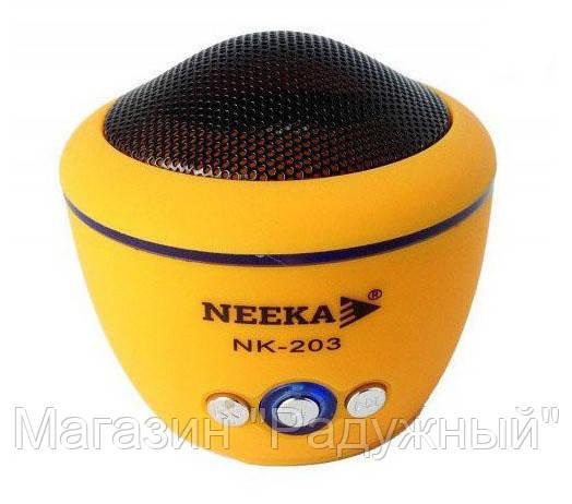 Портативная акустика NEEKA NK-203