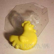 Форма пластиковая Курочка
