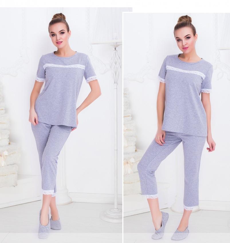 Женская пижама Капри оа912