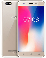 "AllCall Madrid Gold 1/8 Gb, 5.5"", MT6580A, 3G, фото 1"