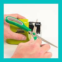 Механическая точилка для ножей Swifty Sharp!Акция