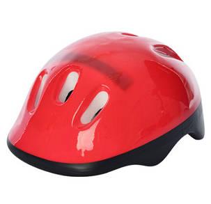 Захисний шолом MS 0014-1 розмір середній, однотонний, фото 2