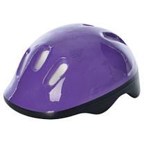 Захисний шолом MS 0014-1 розмір середній, однотонний, фото 3