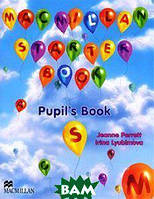 Жанн Перретт, Ирина Любимова Macmillan Starter Book: Pupil's Book (+ CD-ROM)