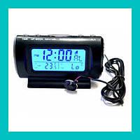 Электронные часы KS 782 с термометром!Акция