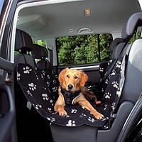 Trixie  TX-13234 Автомобильная подстилка для собак  для заднего сиденья, фото 2