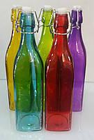 Бутылка цветная для подачи напитков(шт)