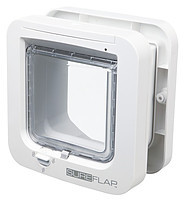 Trixie  TX-38530 дверца-автомат SureFlap Cat Flap с Microchip (21 × 21 см)