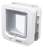 Trixie  TX-38530 дверца-автомат SureFlap Cat Flap с Microchip (21 × 21 см), фото 2