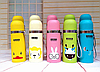 Термос Happy Animals (CH-2) (голубой, зеленый, желтый, розовый), фото 6