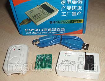 Программатор EZP2013 USB SPI (24 25 93 EEPROM 25 flash bios chip)
