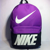 Рюкзак для подростка, рюкзак найк, рюкзак принт, портфель на физкультуру реплика, фото 1