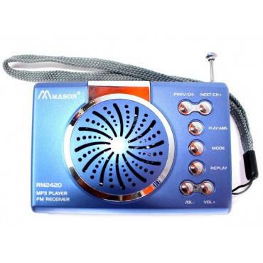 Радиоприемники Mason R-2420