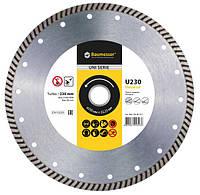 Алмазний відрізний диск Baumesser Універсальний 1A1R Turbo 115x1,8x8x22,23 (90215129009)