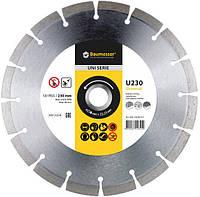 Алмазный отрезной диск Baumesser Universal 1A1RSS/C3-H 125x1,8/1,2x8x22,23 (94315129010)