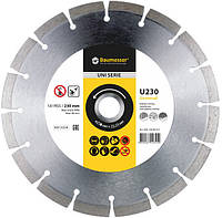 Алмазный отрезной диск Baumesser Universal 1A1RSS/C3-H 230x2,4/1,6x10x22,23 (94315129017)