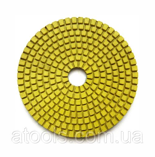Гибкий полировальный круг Baumesser Standard 100x3x15 №120 (99937358005)