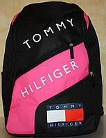 Рюкзак TOMMY HILFIGER, рюкзак томи хилфигер синий, стильный рюкзак, молодежный рюкзак, модный рюкзак не оригинал