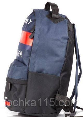 ... Городской рюкзак TOMMY HILFIGER черный синий 315ac05241394