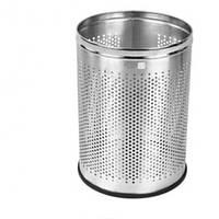 Корзина нержавеющая перфорированная для мусора V 11000 мл;H 360 мм (шт)