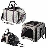 Trixie TX-28903 сумка-переноска Maxima для кошек и собак до 8кг, фото 2