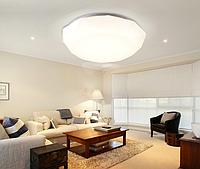 Светодиодный светильник-люстра AL5200 DIAMOND 60W с пультом