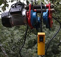 Тележка, каретка для передвижения талей 220 вЛт