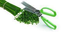 Ножницы для зелени с 5 лезвиями 18.5см (шт)