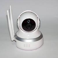 HD камера видеонаблюдения с двумя антеннами и громкой связью GC13HF