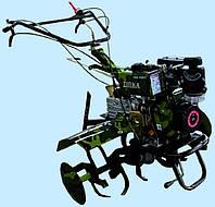 Мотоблок дизельный Zirka LX2060D ( 6,0 л.с.), фото 1