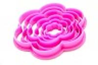 """Форма для печенья """"Цветы""""(наб=6шт)"""