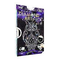 Декорирование стразами DIAMOND Art