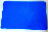 Доска разделочная пластиковая синего цвета 440*300*25 мм (шт)