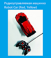 Радиоуправляемая машинка Robot Car (Red, Yellow)!Акция