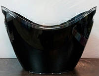 Чаша черная для шампанского V 7000 мл (шт)