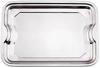 Поднос прямоугольный нержавеющий 400*300*25 мм (шт)