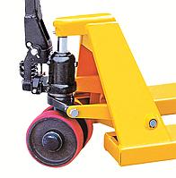 DB2500P ручные гидравлические тележки для перемещения паллет, г/п 2500 кг, вилы 1150/550