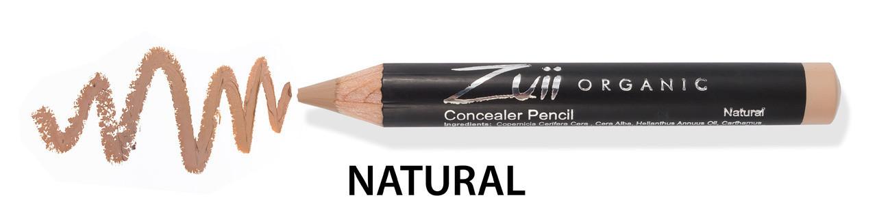 Корректор-карандаш Natural /Естественный/ 1,86 г Zuii Organic