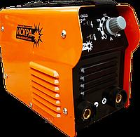 Сварочный инверторный аппарат Искра ММА-303
