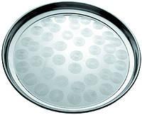 Поднос круглый нержавеющий Ø 400 мм (шт)