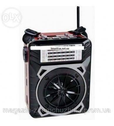 Радио GOLON RX-9122 радиоприемник + фонарь, фото 2