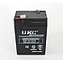 Аккумулятор BATTERY RB 640 6V 4A UKC, фото 3