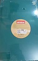 Доска разделочная пластиковая зелёного цвета 440*300*25 мм (шт)