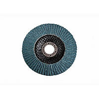 Круг лепестковый торцевой 125X22 p 80