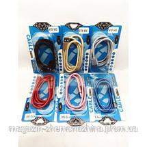 USB кабель на iPhone STD502 плетеный, фото 3