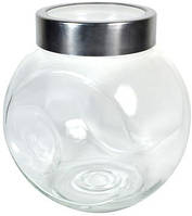Емкость для хранения стекло крышкой 450мл (наб=3шт)