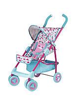 Коляска прогулочная для куклы Zapf Baby Born Идем на прогулку 1423492