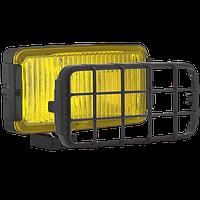 Противотуманные фары Wesem 2НР103.45 180х 86mm ближний желтый с решеткой 1 штука