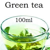 Жидкость для электронных сигарет со вкусом Зелёный чай с дозатором в пластиковой ПЭТ таре ёмкость 100мл